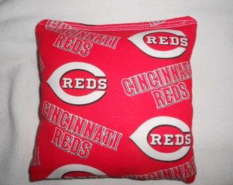 Cincinnati Reds Corn hole Bags