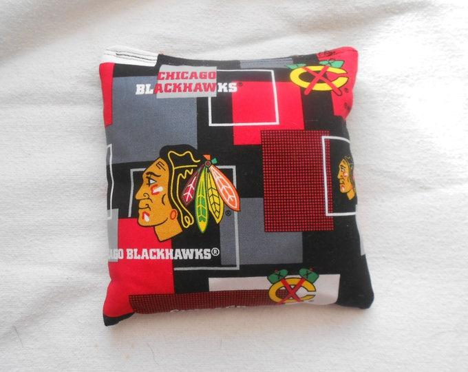 Chicago Blackhawks Corn hole Bags