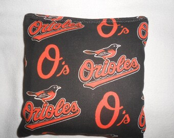 Baltimore Orioles Corn hole Bags