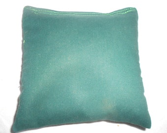 Hunter Green Corn hole Bags