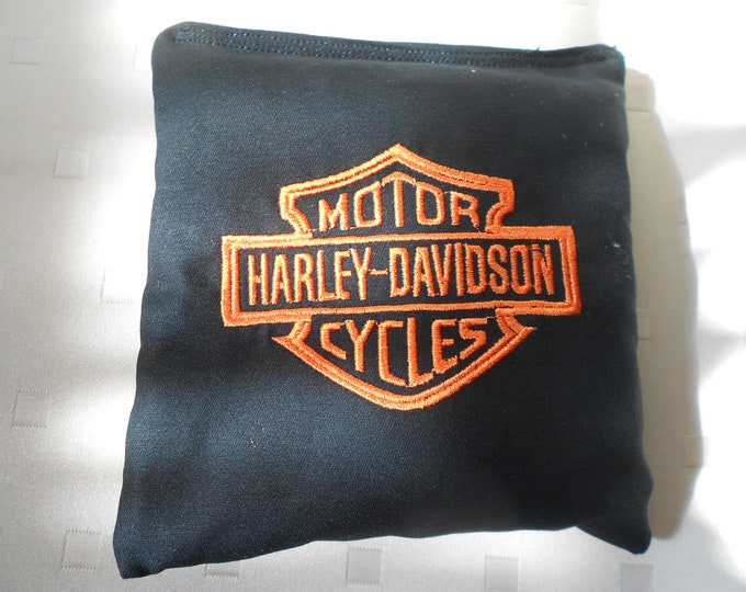 Motorcycle  Corn hole Bags
