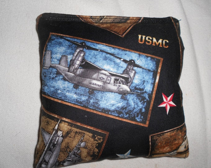 USMC Corn hole Bags