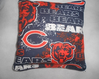 Chicago Bears  Corn hole Bags