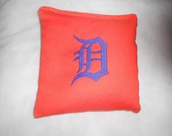 SALE Detroit Tigers  Corn Hole Bags