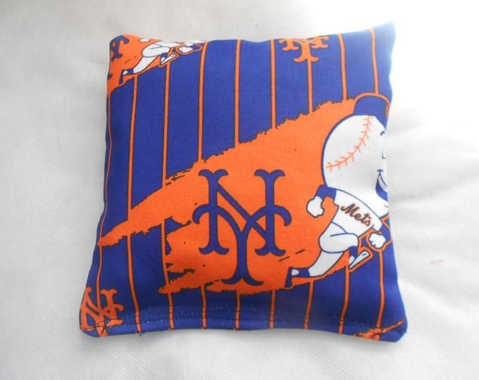 N Y Mets Cornhole Bags