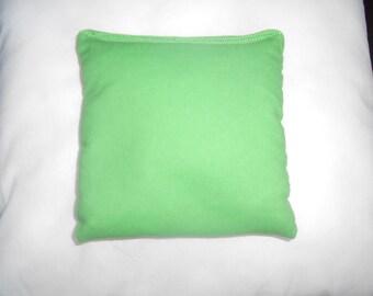 lime Green Corn hole Bags