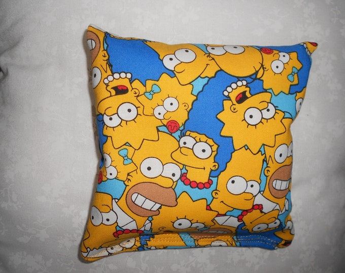 Simpsons Cornhole Bags
