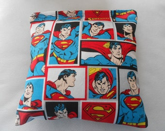 Superman Cornhole Bags