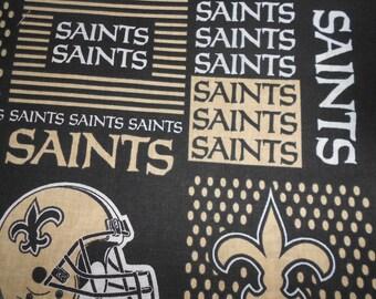 New Orleans Saints  Corn hole Bags