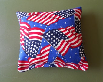Flag Corn hole Bags