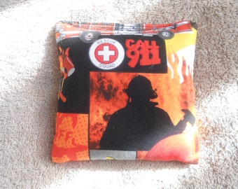Fireman Corn hole Bags