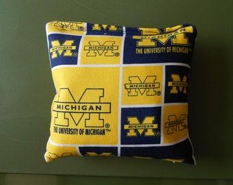 Michigan Corn hole Bags
