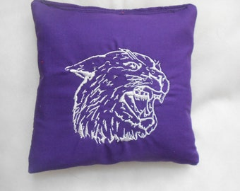 K-State   Embroidered  Corn hole Bags