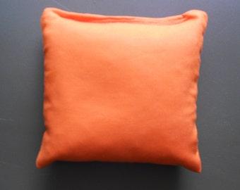 Orange Corn hole Bags