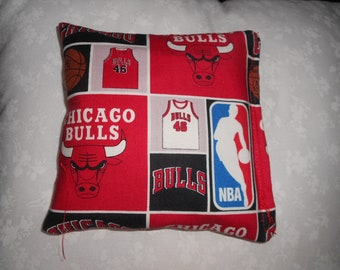 Chicago Bulls Corn hole Bags  ( Last one)