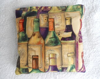 Wine Corn hole Bags