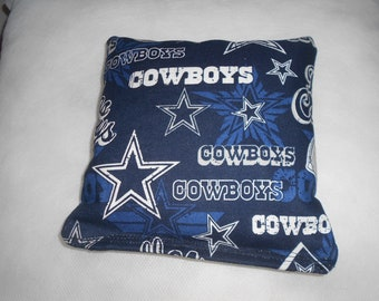 Cowboys Corn hole Bags