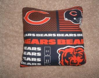 Chicago Bears Corn hole Bags