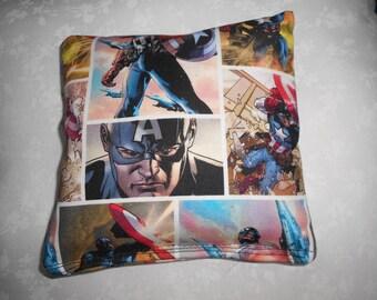 Captain America Cornhole Bags