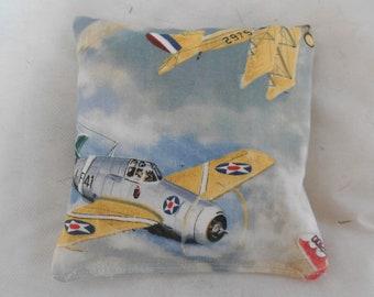 Old Fashion Airplanes (last One ) Cornhole Bags