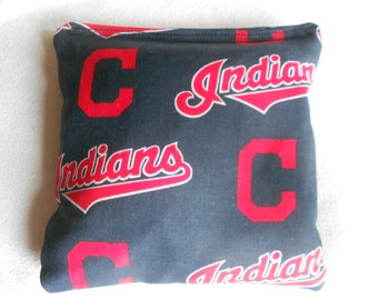 Cleveland Indians Corn hole Bags