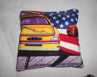 SALE Racing Cars Cornhole Bags