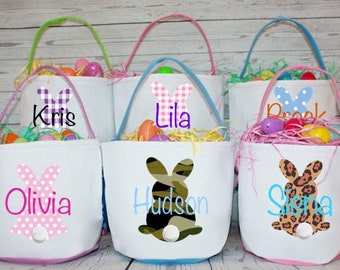 Personalized Easter Basket for Boys Easter Basket Personalized Easter Basket for Kids Personalized Easter Basket for Girls