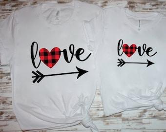 Girl Valentine Shirt Etsy