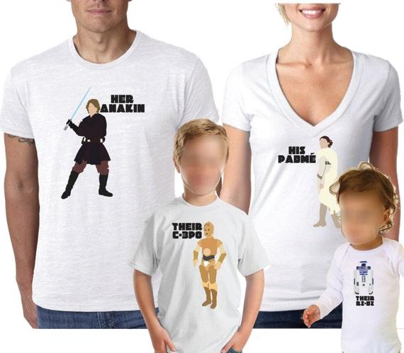Camiseta personalizada especial Familia