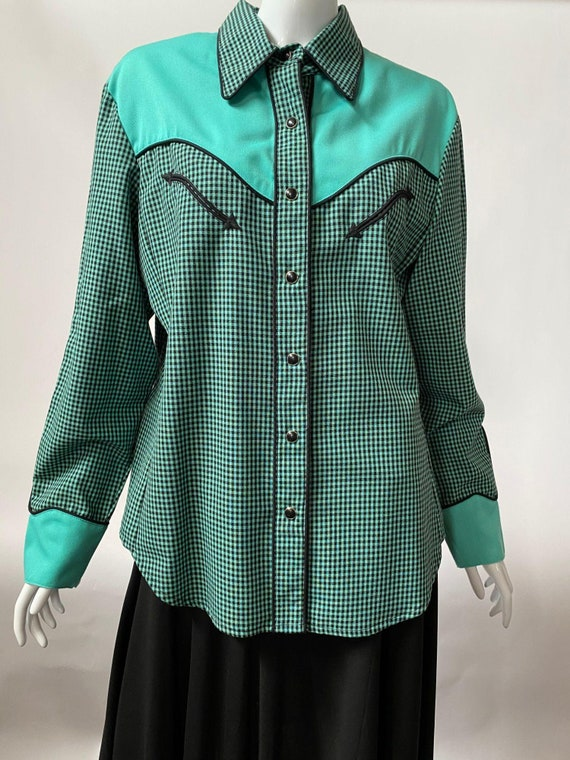 Scully Western Pearl Snap Shirt