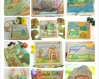 CUSTOM PUZZLE, 4 Monthly openings, You choose the design, wooden puzzle, buyers choice,