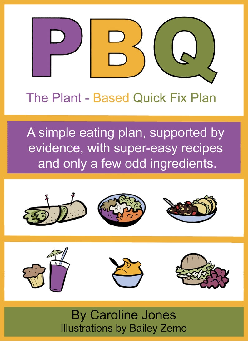 The Plant-Based Quick Fix Plan: A simple eating plan image 0