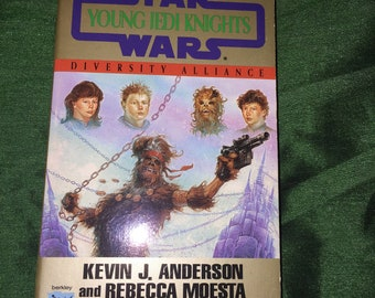 Star Wars Young Jedi Knights Diversit Alliance