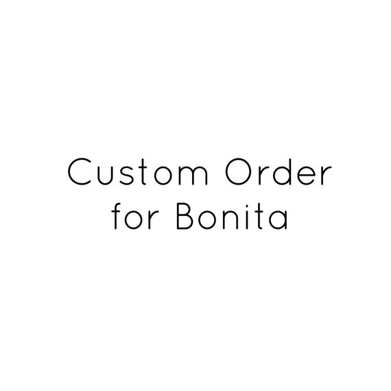 Custom Order for Bonita
