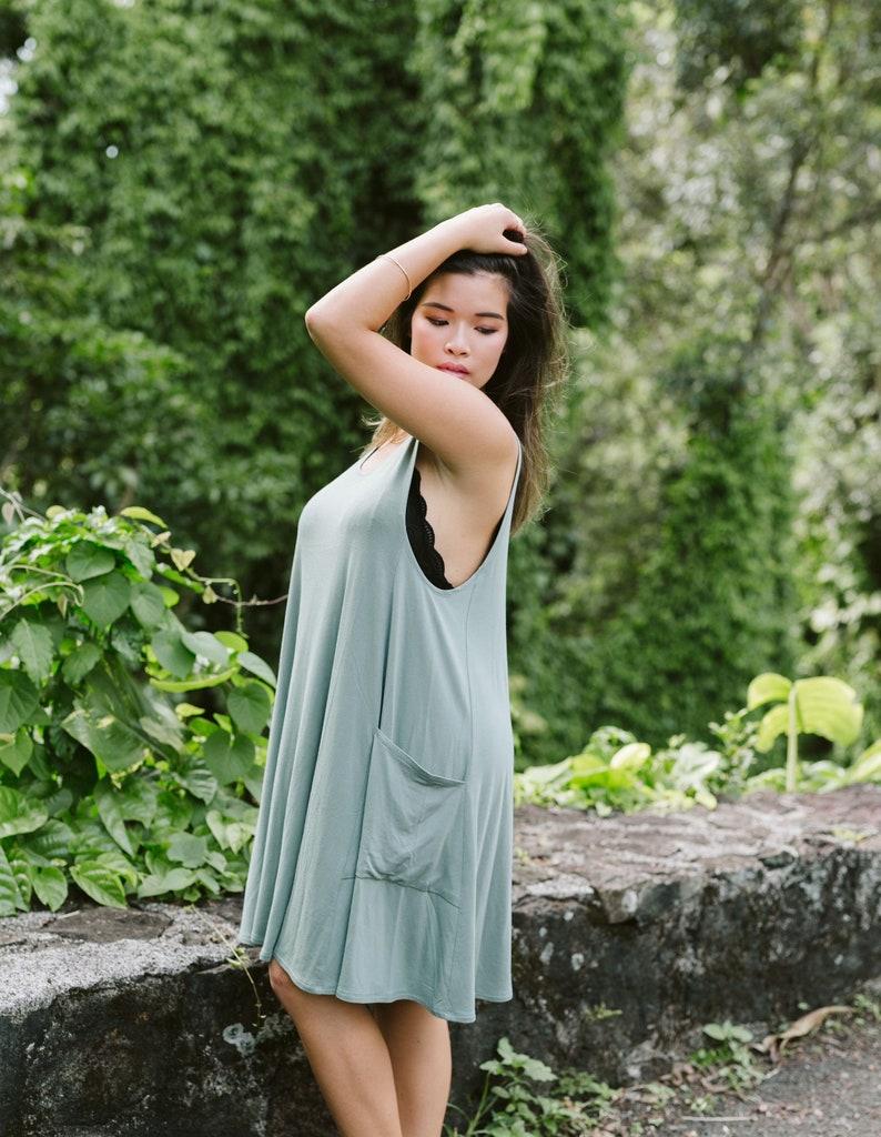 f09d1f49276e Pixie Pocket Dress   Jersey Dress   Swing Dress   Jumper Dress