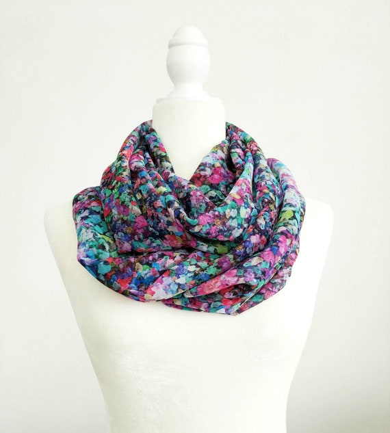Infinity Scarf / Rock Candy Exclusive Print