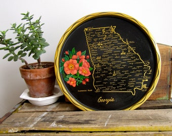 Georgia Tray