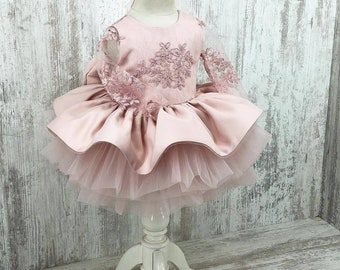 c144b975a36f Infant pageant dress