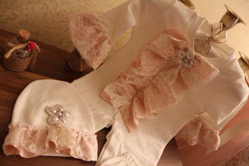 lace romper baby clothes Baby romper