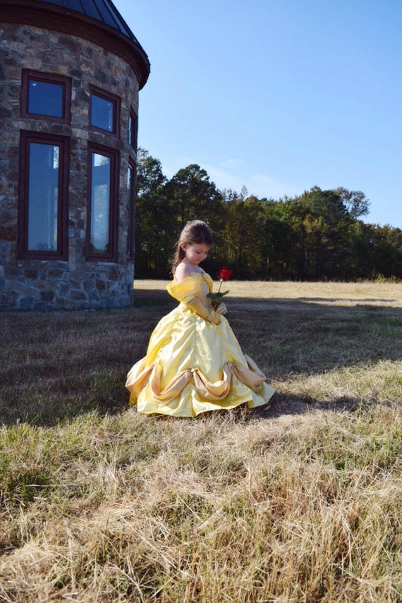 Stunning Authentic Belle (Disney) dress  any size!
