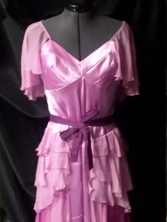 Hermione's Yule Gown