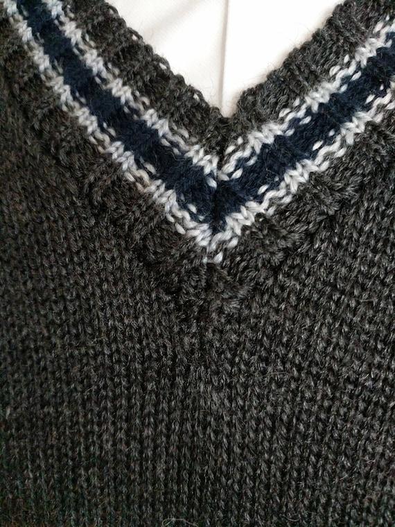 Wizard School Sweater Vests