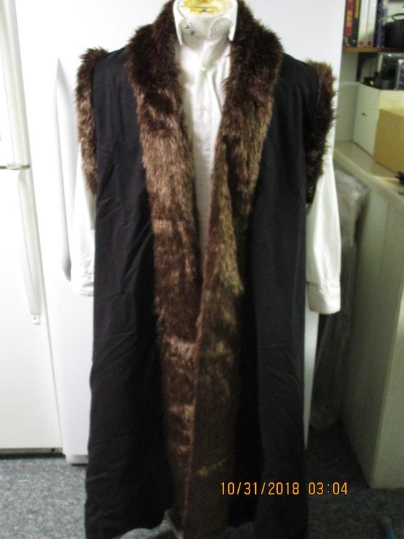 Lucius M.s robes