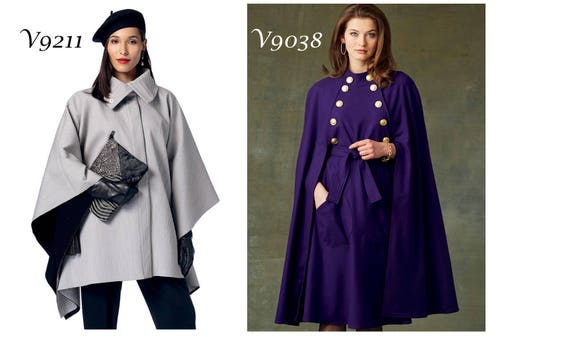 Handmade Capes/cloaks for winter, formal or any other occassion