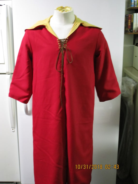 Quidditch House Robes - Year 1 or Year 6