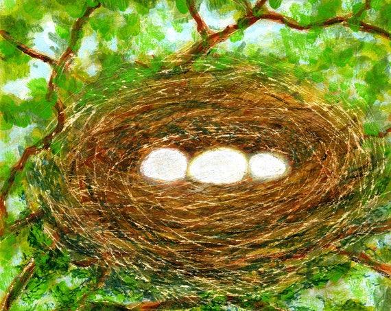 Nest, print
