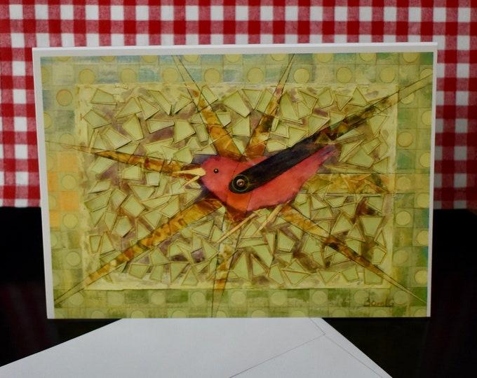 Whirlybird notecards