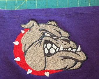 Embroidered High School Mascot T Shirts