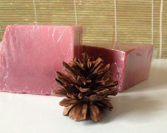Cranberry Soap