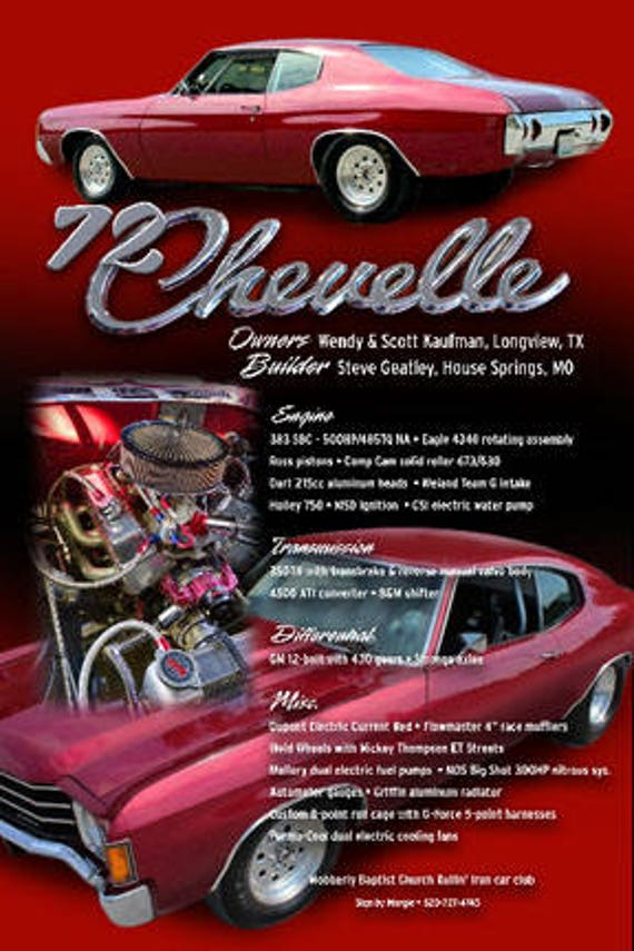 Car Show Signs Great Fathers Day Gift For Car Lover Etsy - Any car shows near me